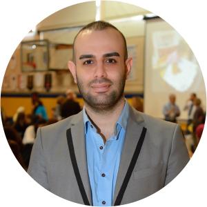 ACS Beirut Webmaster - Hasan Al-Masri