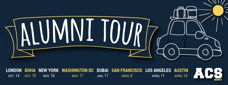 Click here to sign up for the Alumni Tour