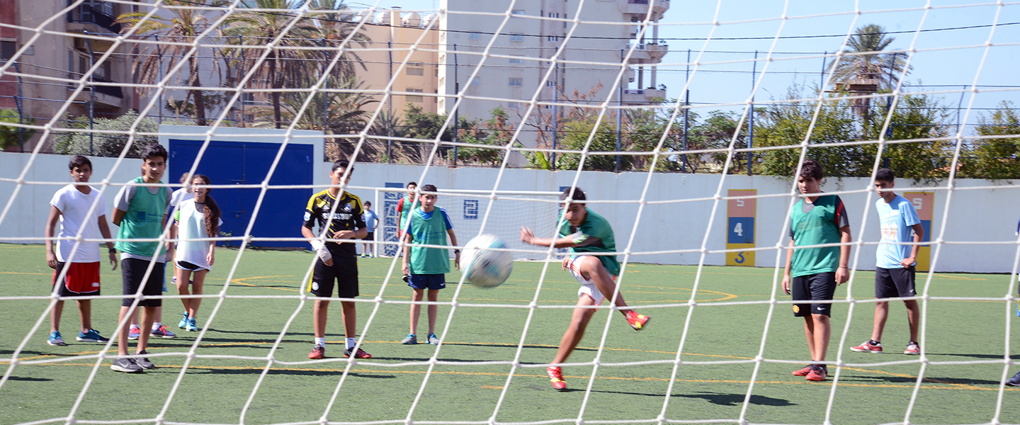 Athletics and Activities at ACS Beirut