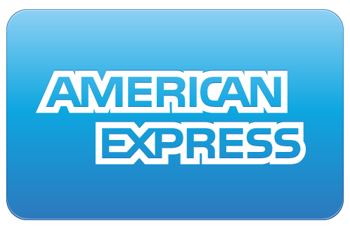 We accept American Express payments