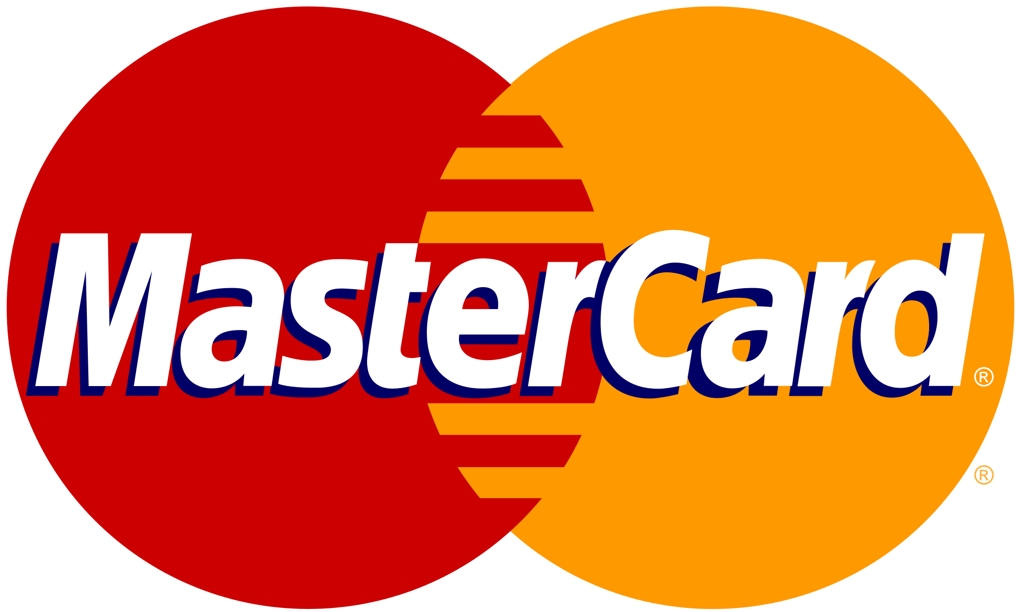 We accept Master Card online payments